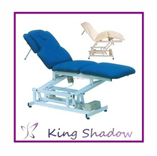 2016 best quality hot stone massage bed electric massage chair used massage chair sales