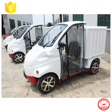 Electric express delivery cars/ price electric large cargo van