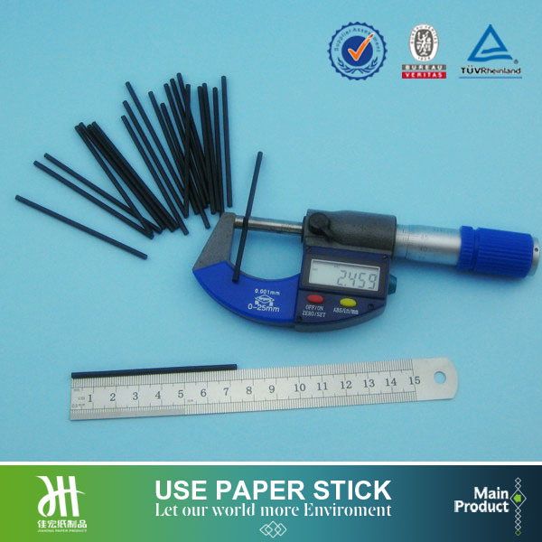 Paper stick for ear cleaning cotton buds