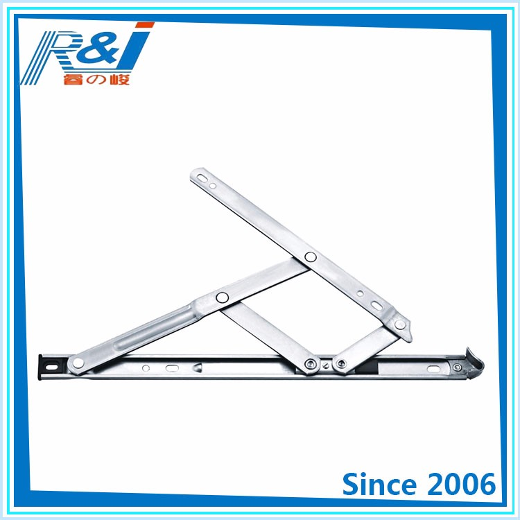 Foshan hardware square groove aluminium window friction stay brass strap hinges hinges for metal doors for window