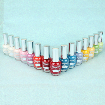 Nail polish factory supply air dry gel effect nail polish