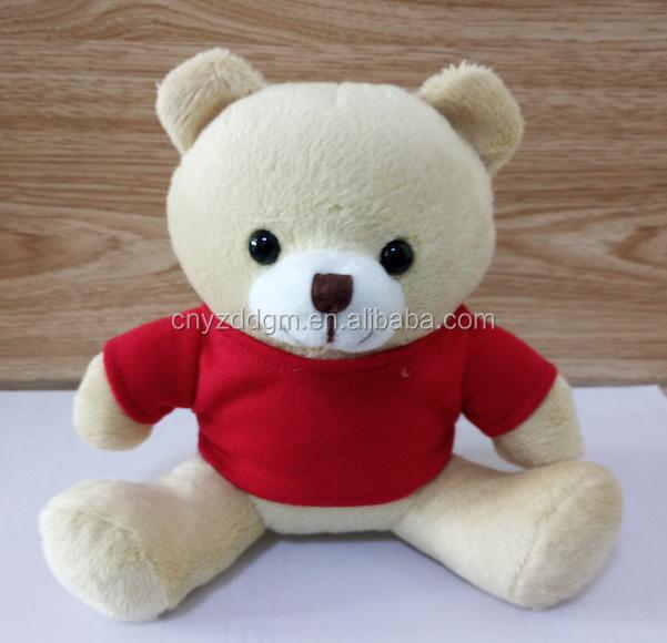 how to make a mini teddy bear