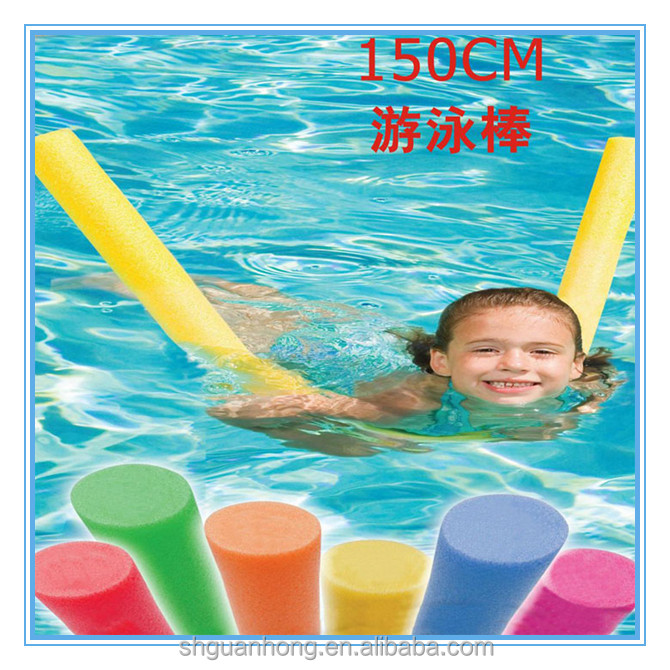 Foam pool floats with pattern water swimming stick winboss for Pool floats design raises questions