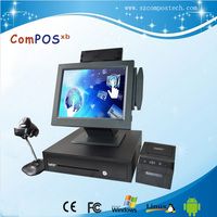 China Gold Supplier 15 Inch Touch Screen cash register paper to store