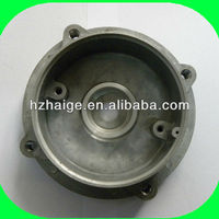 die casting a390 iron aluminum bell automotive parts