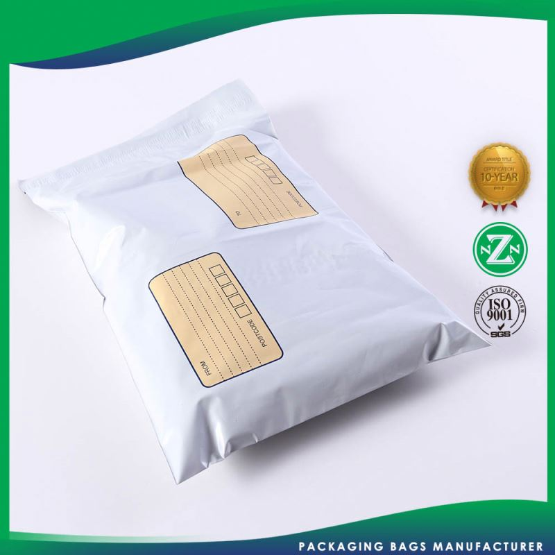 Hot Selling Customizable Luxury Packing Express Plastic Security Envelopes
