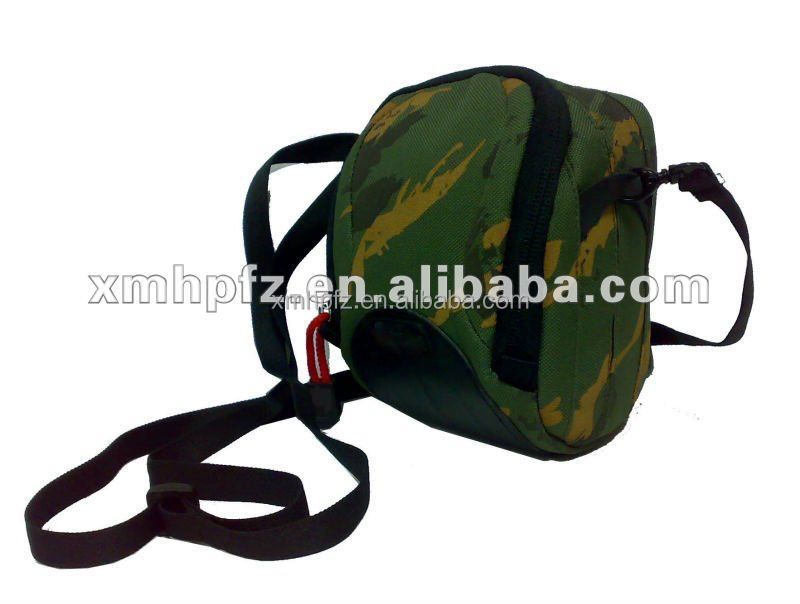 Fashion cheap camouflage cool men camera bag