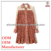 ladies new fashion clothing korean style casual dresses