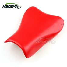 Rider Front Leather Pad Seat Cover Motorcycle for Suzuki GSXR1000 K7 2007-2008