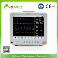 Promise 12 Inch Portable Patient Monitor Cardiac Output Monitor with touch screen blood pressure monitor