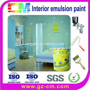 oil-based/waterborne Wall Coating-mould proof emulsion piant