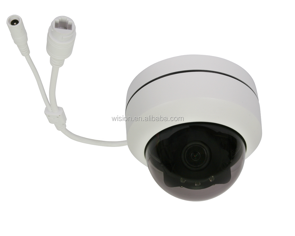 2.0MP 2.8-8mm 3X Small IP PTZ camera