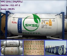 High purity refrigerant gas hfc r134a