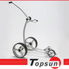 Topsun push golf trolley
