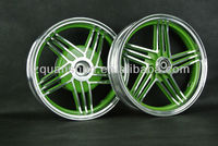 12 Inch Alloy Wheels