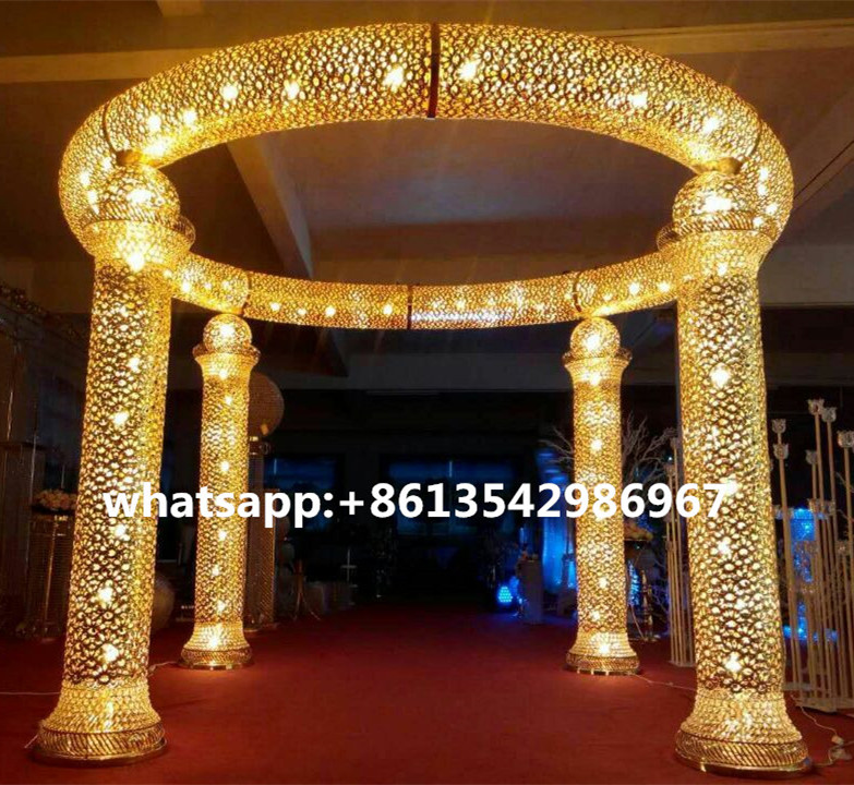 Wholesales Hot Sale Indian Wedding Mandaps For Wedding Decoration