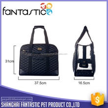 Outdoor Ventilated pet carrier dog