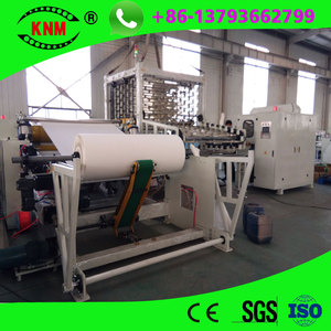 automatic lamination toilet paper and kitchen towel machine