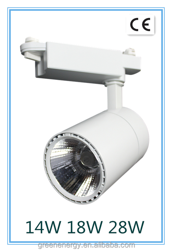 led lighting clothing Ra>80 3years warranty 14w 18w 28w moving head led grow track lights