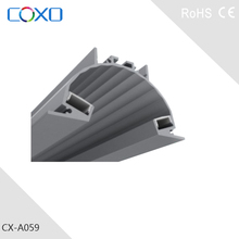 Professional Design Aluminium Heat Sink Industrial LED Aluminum Profile