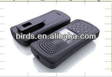 caller for hunging bird MP3 player, Electronic calling birds device CP-387
