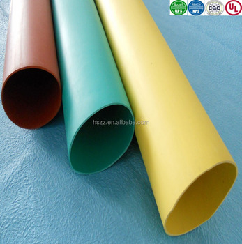 heat shrink tube high voltage electric resistant pipe