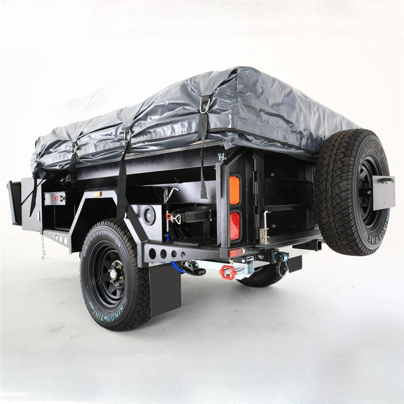 2014 New Style Off Road rail trailer with 32 years experience