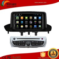 Android 4.4 Car DVD Player for Renault Fluence With gps navigation