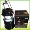 Rechargeable battery powered solar mini led light