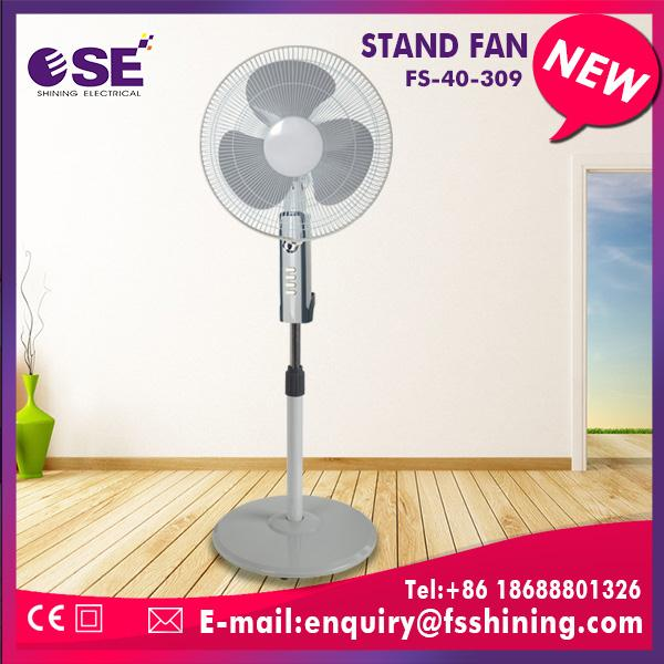 220-240V brand electric stand fan with ce certificate
