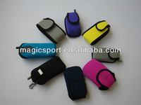 Neoprene mobile phone case for soft and shockproof