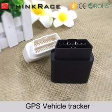 Reliable supplier cell phone tracking software for pc GSM GPS obd port car