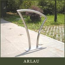Arlau stainless steel bike rack,commercial parking 6 bikes bike racks,commercial road bike racks