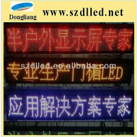 Popular products wireless ip66 led programmable sign