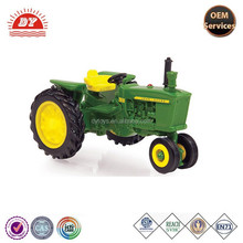 factory cheap hard small plastic farm toy tractors for sale