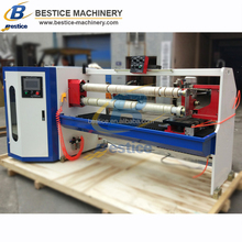 Double Shaft Automatic Adhesive Tape Cutting Machine for double sided tape