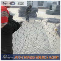 anping factory polyester spandex hexagon mesh