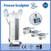 2 Cryo Handles Fat Freeze Machine / Weight Loss Machine / Slimming Machine For Salon Clinic Use