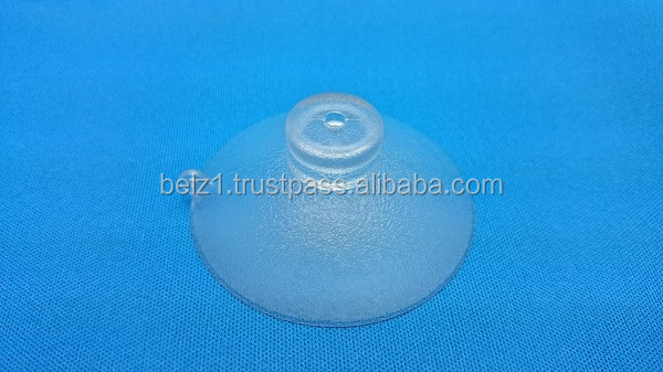 The strong adsorption force rubber parts of clear for bathrooms supplies