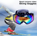 2016 Newest Skiing Goggle With Camera Outdoor 1080P Camera Sports Glasses DVR DV Action Camera Camcorder