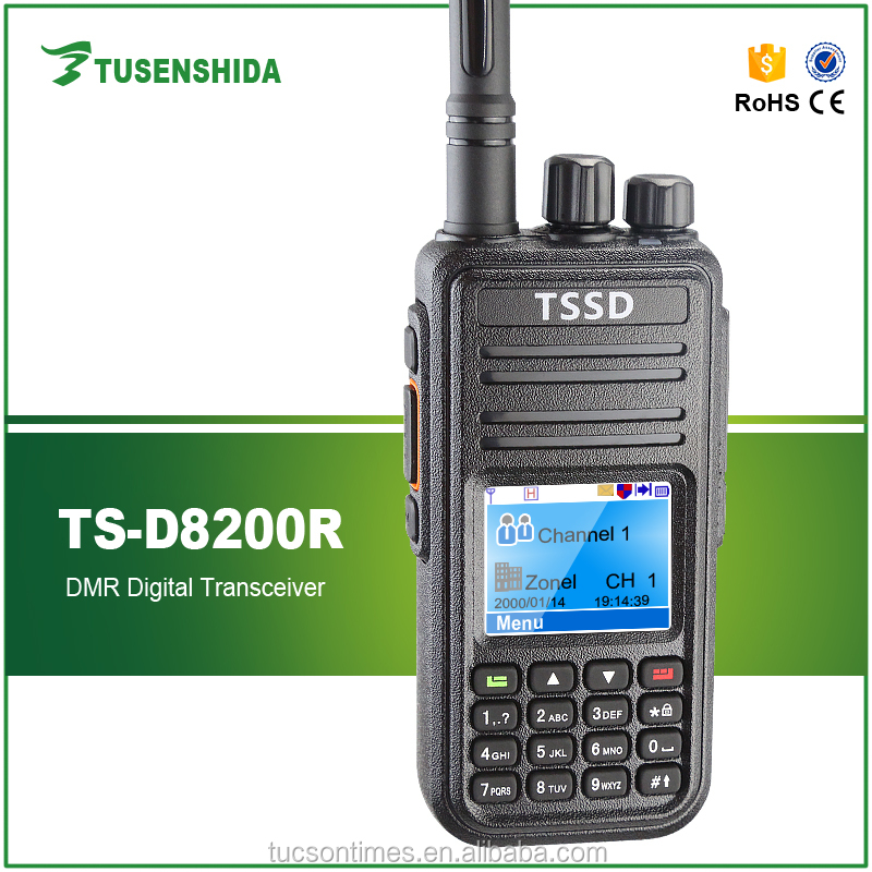 dmr mobile radio for sale ts-d8200R tyt md380
