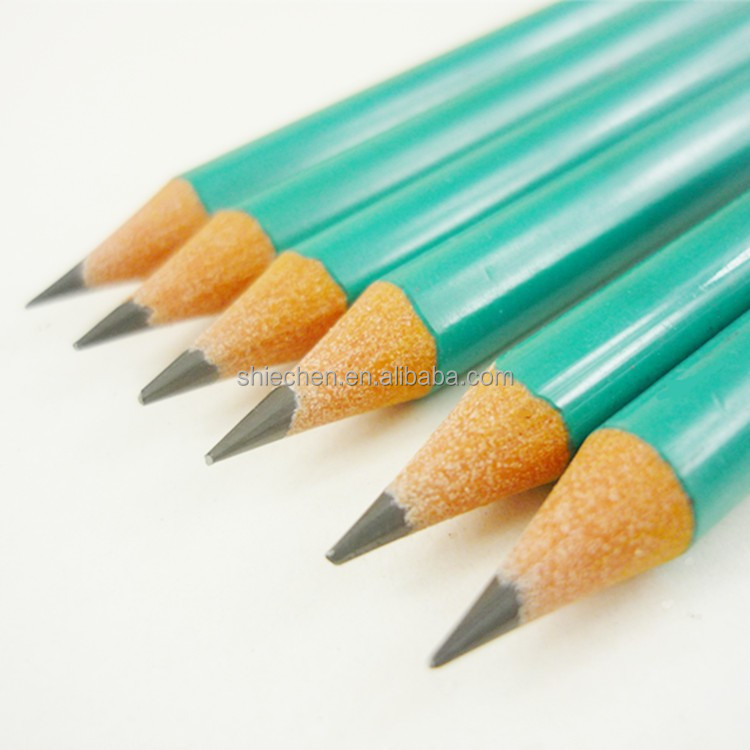 Plastic pencil HB lead