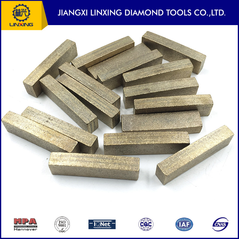 High Quality Diamond Tools Diamond Cutting Segment for Concrete