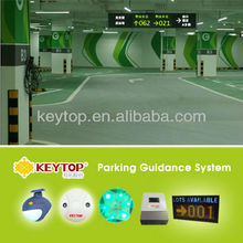 Parking signs/ Parking Guidance System For Shopping mall Car Park