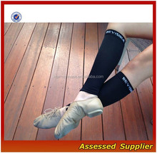 Hot Sale Women Compression Calf Sleeves For Dancing/Ballet Calf Compression Leg Sleeves Socks For Women