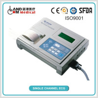 1 channel handheld ecg machine with CE