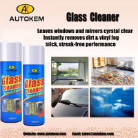 Foaming Glass Cleaner 500ml car care products Non-ammonia formula