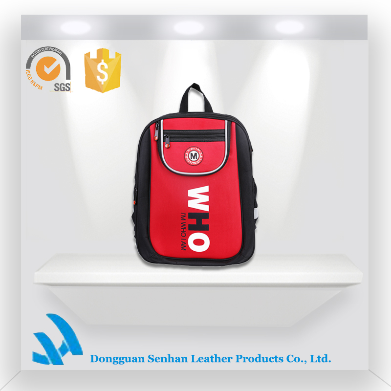 China bag hidden compartment backpack
