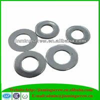 Guangdong factory din125 flat carbon steel washer