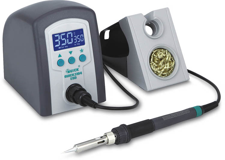 QUICK 3104 lead free soldering station with competitive price